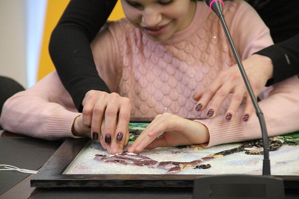 Дети смогут увидеть работы, созданные по мотивам Шагала
