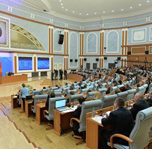 Пресс-конференция Александра Лукашенко 29 января 2015 года