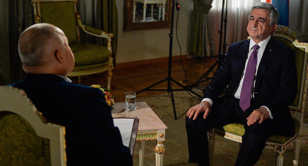 Սերժ Սարգսյանի հարցազրույցներն ու իրականությունը. Ինչ ենթատեքստեր էին թաքնված