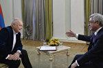 Президент Армении Серж Саргсян желает Sputnik Армения стать самым мощным инструментом распространения собственных идей и честной информации