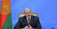 Аляксандр Лукашэнка на прэс-канферэнцыі 29 студзеня 2015 года