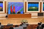 Пресс-конференция Лукашенко российским журналистам