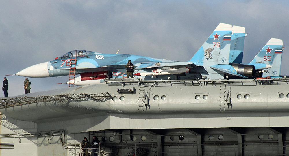 Истребители авиакрыла «Адмирала Кузнецова» уничтожили как минимум 30 боевиков впровинции Идлиб