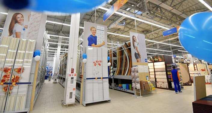Гипермаркет ОМА открылся в Гомеле