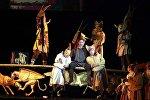 Опера Князь Игорь в постановке театра Республики Саха (Якутия)