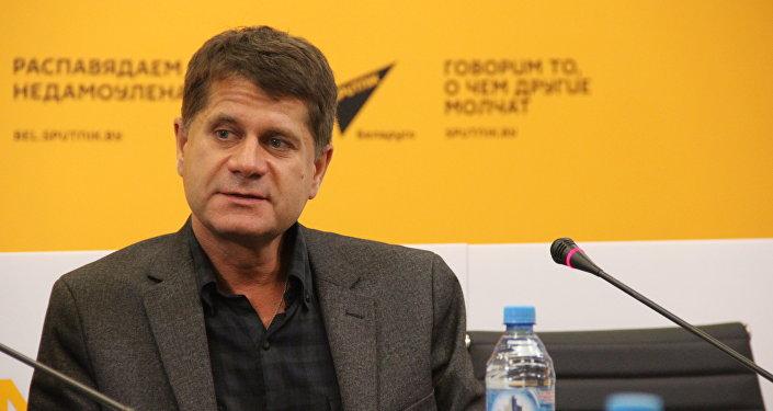 Директор Национального исторического музея Республики Беларусь Олег Рыжков