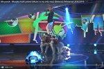 Видеофакт: репетиция Миненка перед детским Евровидением