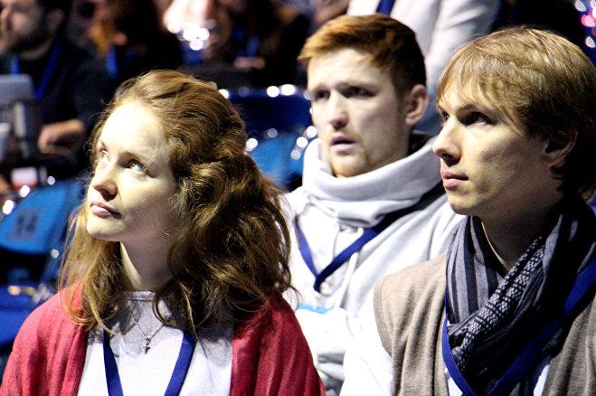В этом году Глобальный лидерский саммит проходит в Чижовка-Арене
