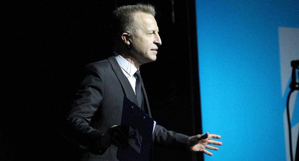 Руководитель Глобального лидерского саммита в Беларуси Юрий Карманович