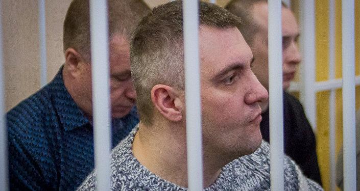 Всуде Минской области продолжается слушание поделу бывших служащих Ошмянской таможни