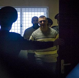 Судебный процесс по делу ошмянских таможенников
