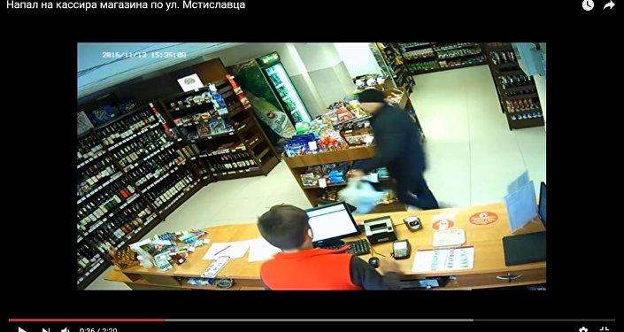 Нападение на магазин