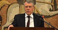 Постоянный представитель при уставных и других органах СНГ Андрей Шведов