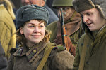 День артиллериста на Линии Сталина