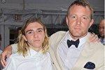 Рокко Риччи с отцом Гаем Риччи