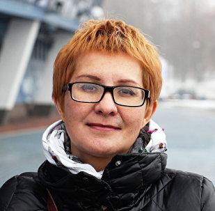 Корреспондент информационного агентства Sputnik Беларусь Тамара Беляева