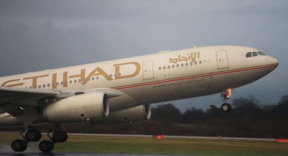 Etihad Airways прекращает рейсы изМинска ивМинск