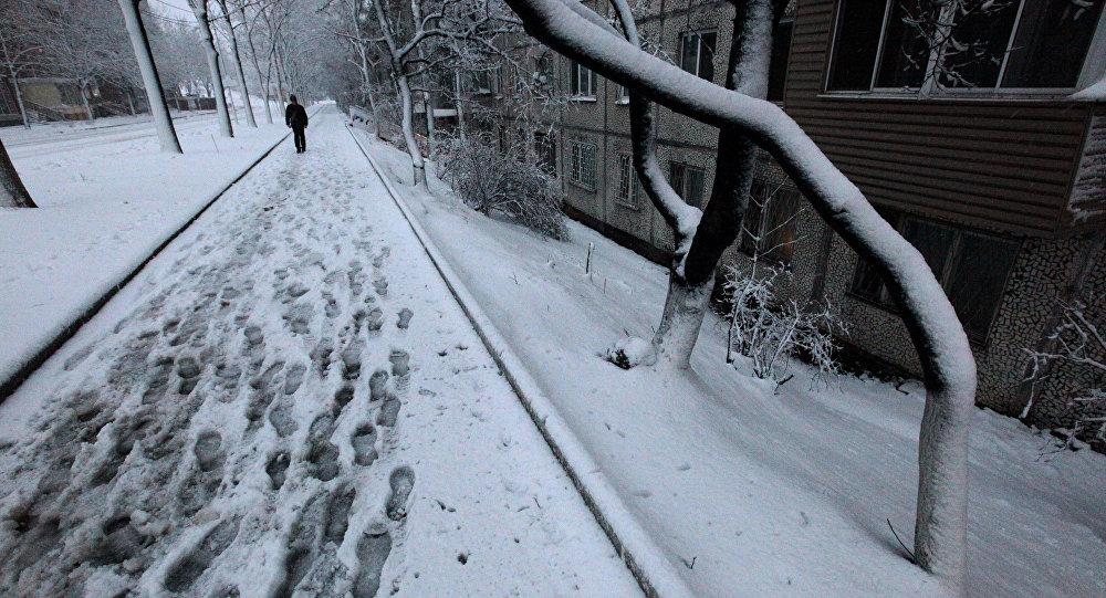 Снег сдождем итуманы— Погода навоскресенье