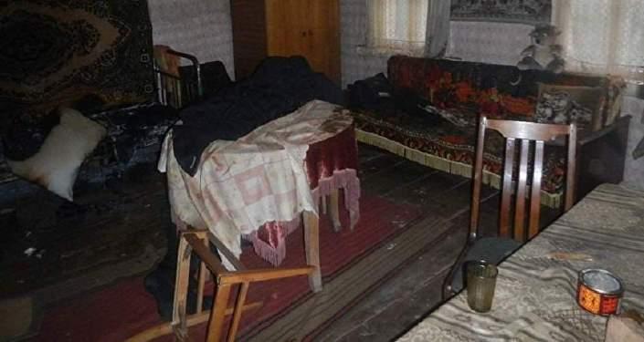 ВМинске пожарные два раза занеделю тушили одну квартиру