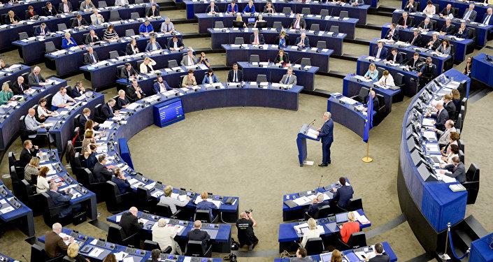 Европарламент, архивное фото
