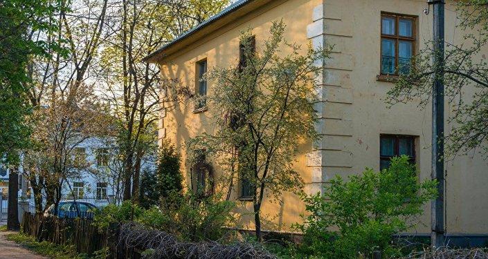 Дом у раёне Асмалоўкі