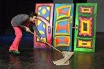 Международный фестиваль студенческих театров Тэатральны куфар. БДУ -2016