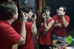 Международный фестиваль студенческих театров Тэатральны куфар. БДУ-2016