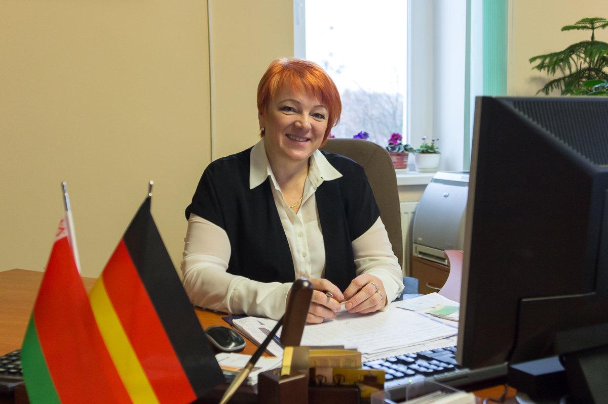 Генеральный директор Валентина Пашкевич вспоминает, что первую отгрузку предприятие сделало в 206 году