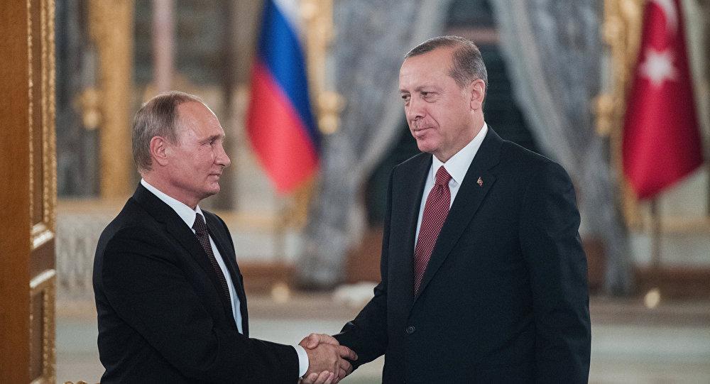 Владимир Путин иРеджеп Эрдоган вновь провели телефонные переговоры