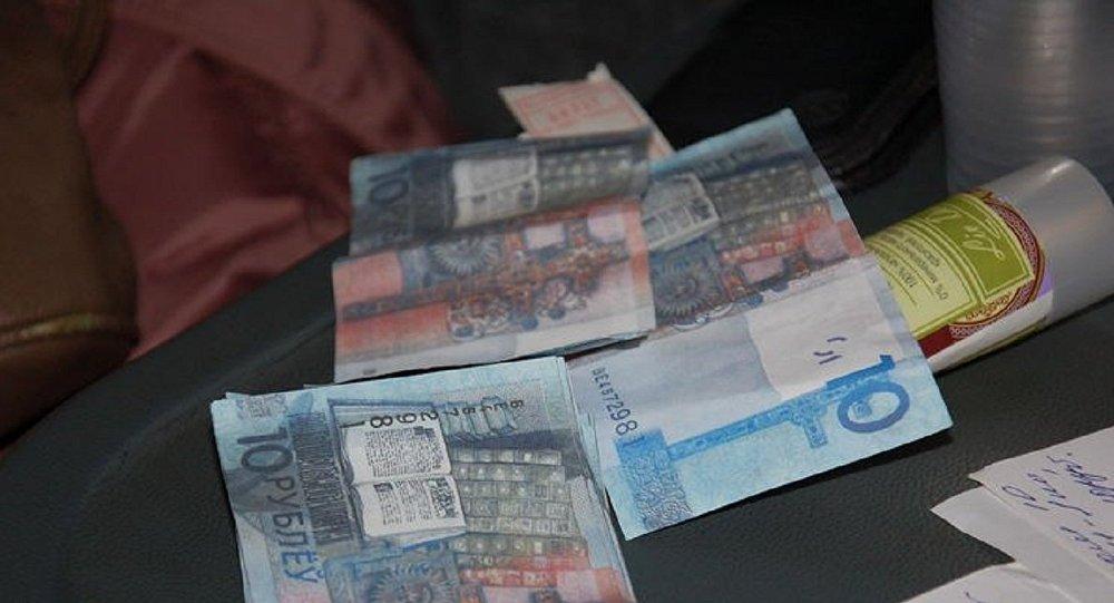 УВД: ВГомеле задержали группу фальшивомонетчиков с«новыми» деньгами