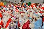 Своих Дедов Морозов предлагают и другие компании, для которых организация праздников не является профильной деятельностью.