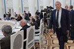 Президент РФ В.Путин провел заседание Совета по науке и образованию