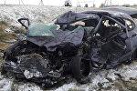 Авария под Воложином
