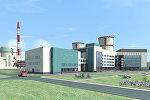 Дизайн-проект Белорусской АЭС