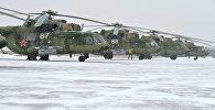 Вертолеты Ми-8 МТБ-5