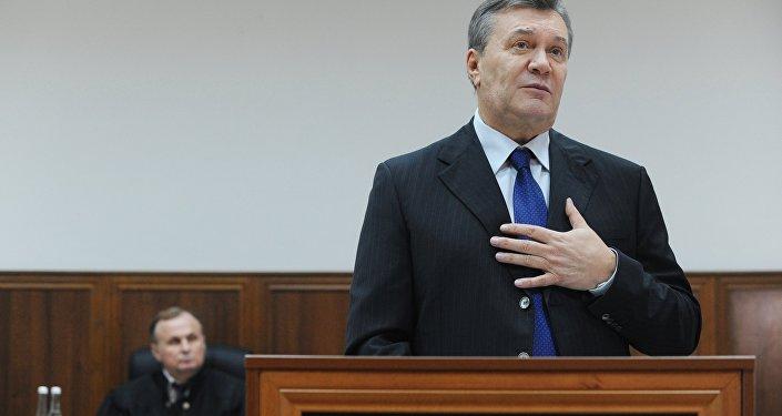Киевский суд арестовал дом, квартиру икорабль Януковича
