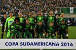 Бразильская футбольная команда Шапикоэнсе
