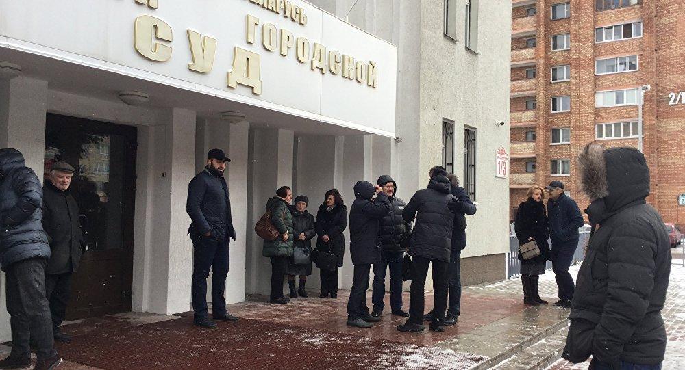 Родственники и друзья Япринцевых перед судом