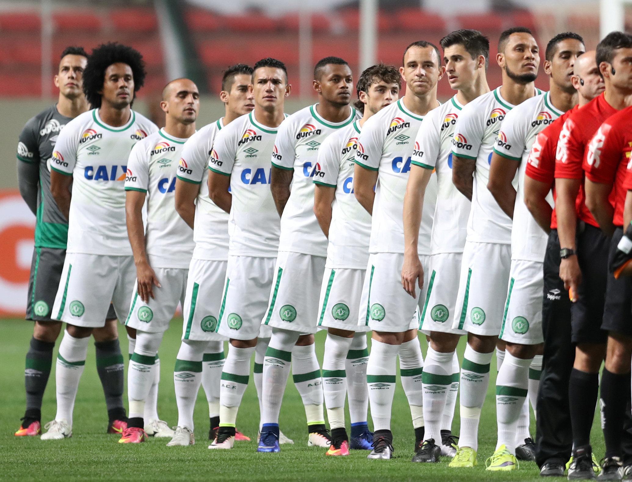 Бразильский футбольный клуб Шапекоэнсе