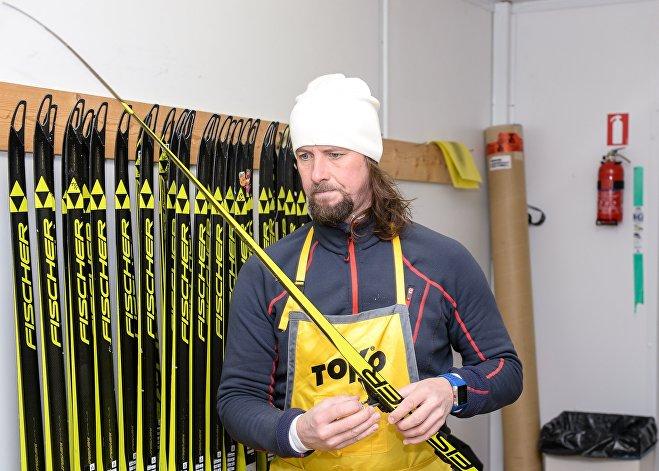 Немецкий специалист Даниэло Мюллер - новый шеф сервиса лыж в белорусской биатлонной сборной
