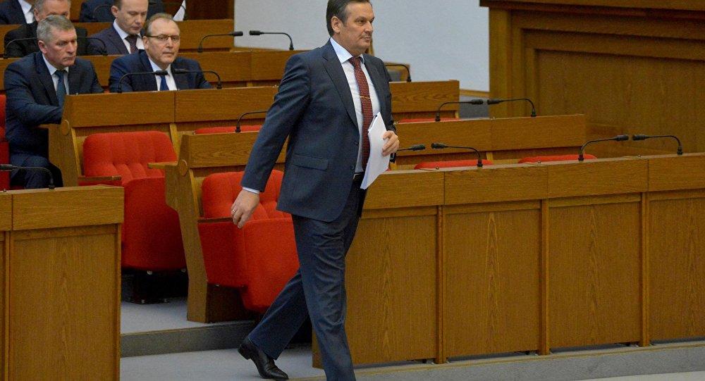Вице-премьер Беларуси Анатолий Калинин