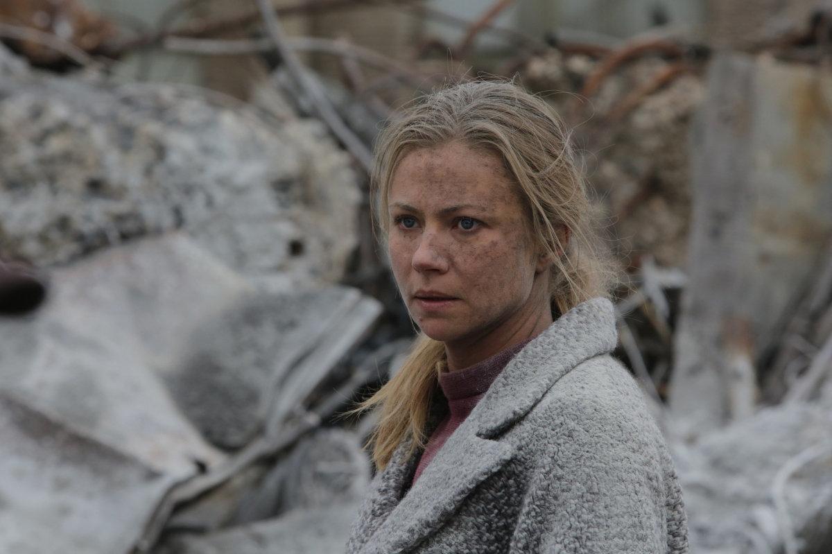 Кадр из фильма Земелетрясение