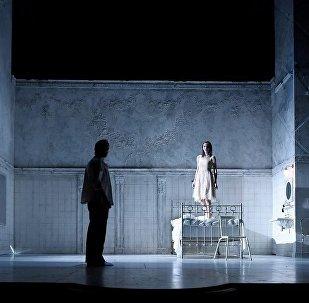 Постановка Ромео и Джульетта