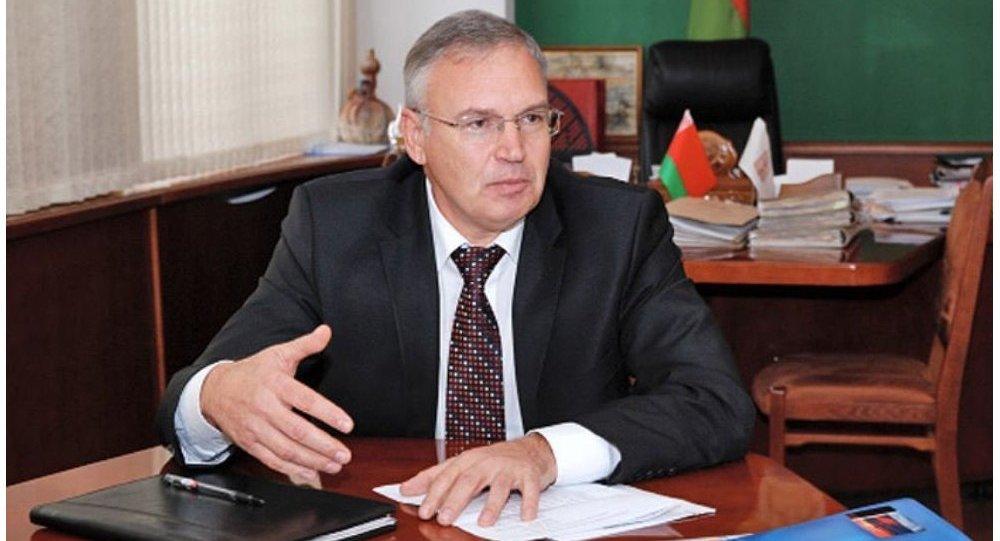 Экс-министр торговли Беларуси Валентин Чеканов