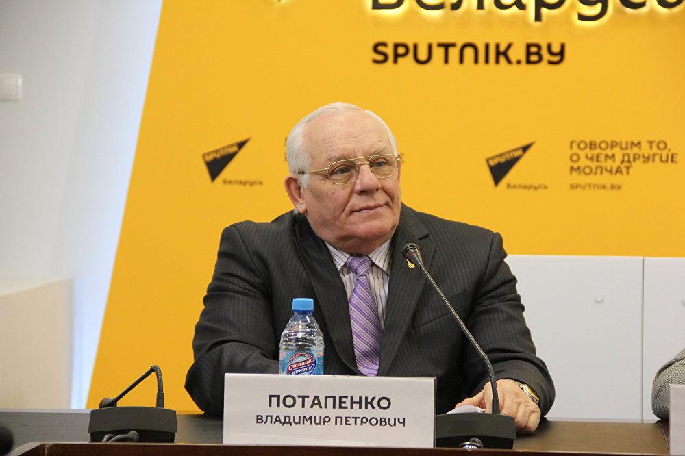 Председатель центрального правления общественного объединения Белорусское общество инвалидов Владимир Потапенко