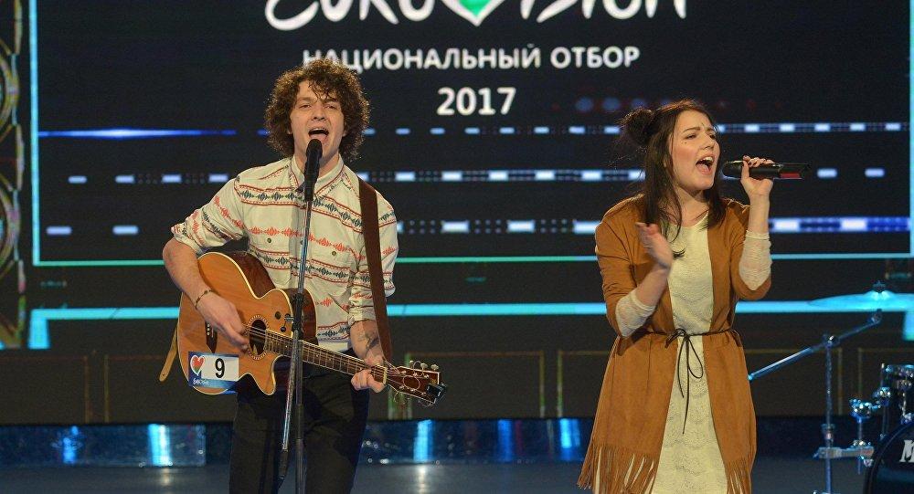 Група Navi на адборы на конкурс Еўрабачанне-2017