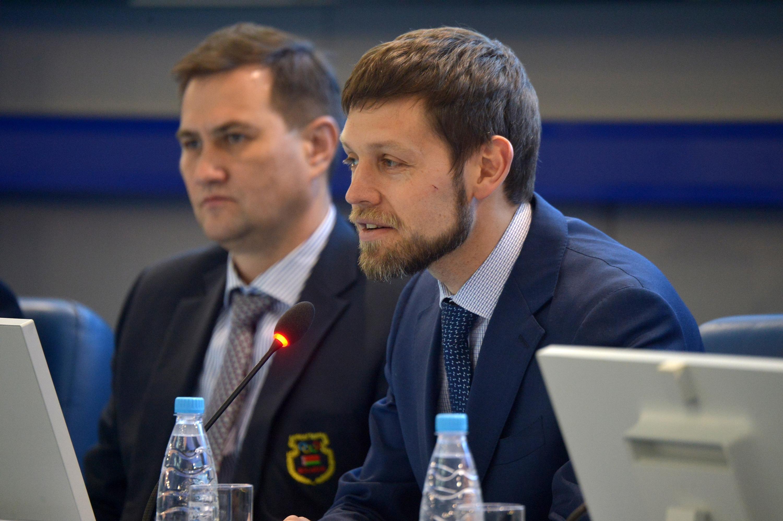 Первый заместитель министра связи и информатизации Дмитрий Шедко