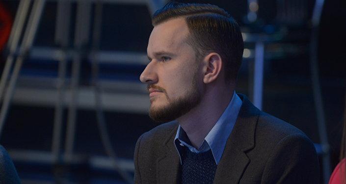 Журналист и pr-менеджер, член профессионального жюри на прослушиваниях Сергей Андрианов