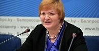Намеснік міністра гандлю Ірына Наркевіч