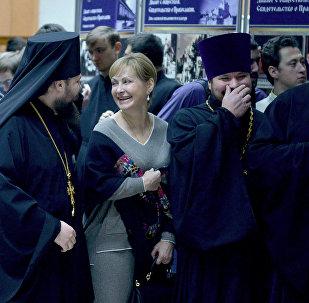 В Национальной академии наук открылись Вторые Белорусские рождественские чтения